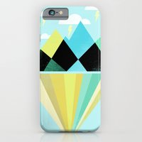 iPhone & iPod Case featuring Void Dweller by Jenny Tiffany