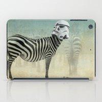 Trooper Stripes  _ Star … iPad Case