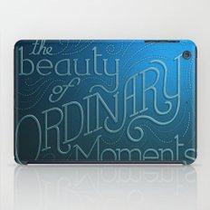 The Ordinary Moments iPad Case
