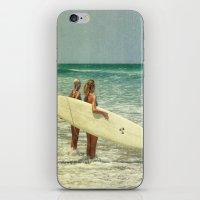 Girls of summer ttv iPhone & iPod Skin
