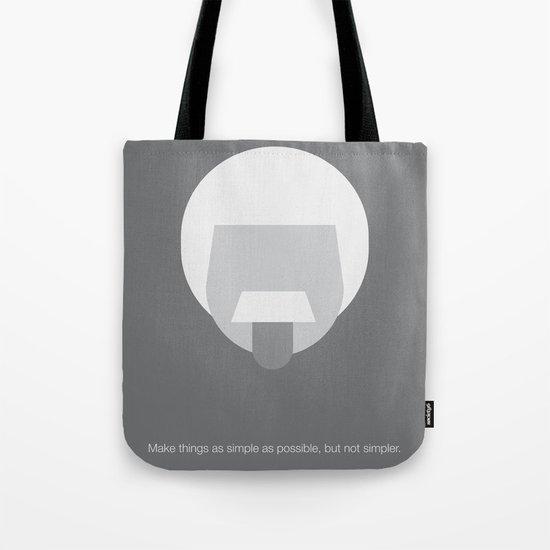 FC- Einstein Tote Bag