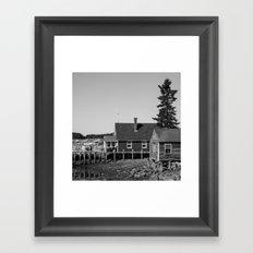 Vinalhaven 2015 - 12 Framed Art Print
