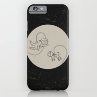 Come with me, I'll take you to a place. iPhone 6 Slim Case