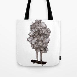 Tote Bag - all about learning - franciscomffonseca
