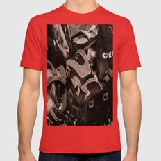 Hopes And Fears Mens Fitted Tee Red SMALL