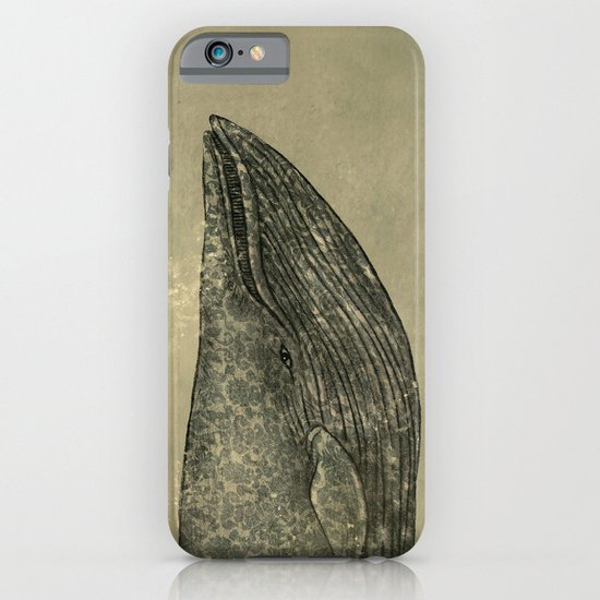 Damask Whale  iPhone & iPod Case