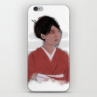 Utsukushii iPhone & iPod Skin