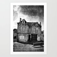 MaiSon HanTée... Art Print