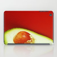 Avocado iPad Case