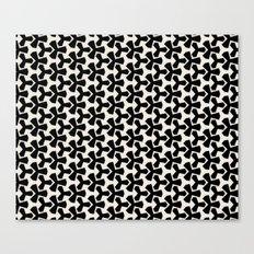 Van Klaveren Pattern Canvas Print