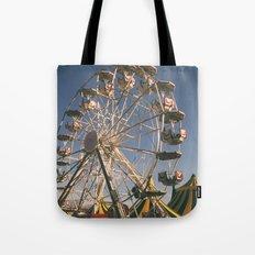 Wheel Ferris Tote Bag