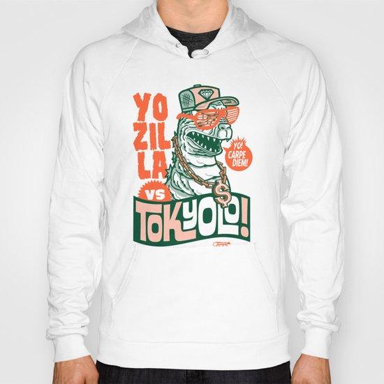 Tokyolo (YOZILLA variant) Hoody