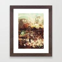 Dotto (Learned) Framed Art Print