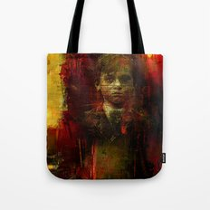 The ghost of the room 303 Tote Bag