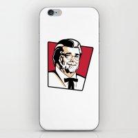 Colonel George iPhone & iPod Skin
