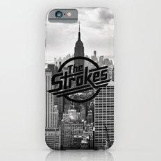 The Strokes Logo New Yor… iPhone 6 Slim Case