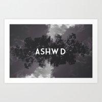 ASHWD #2 Art Print