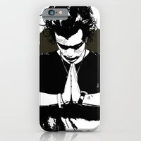 "iPhone Cases featuring "" Peaceful mind "" by Karu Kara"