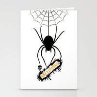 Halloween 4 Stationery Cards