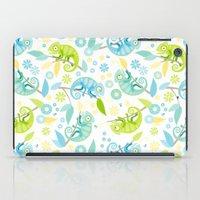 Chameleon iPad Case