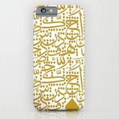 arabic Letters  iPhone 6 Slim Case