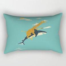 Onward! Rectangular Pillow