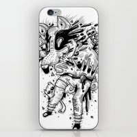 It's Time To Eat iPhone & iPod Skin