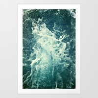 Water IV Art Print