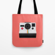 Polaroid One Step Land Camera Tote Bag