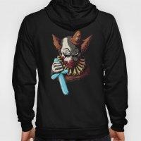 Clowns Are Evil Hoody