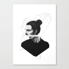 TRAPPED EDITION TWO Canvas Print