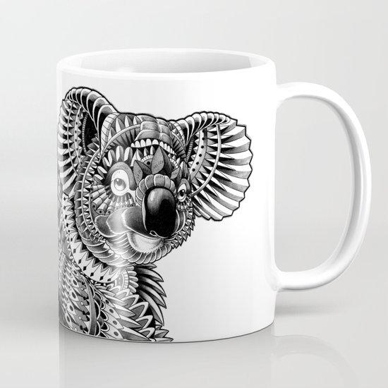Ornate Koala Mug