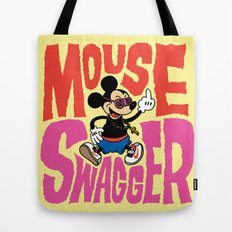 Mouse Swagger Tote Bag