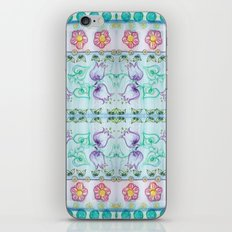 Bluebells And Other Flow… iPhone & iPod Skin
