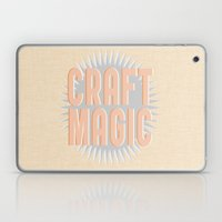 Craft Magic // Coral Laptop & iPad Skin