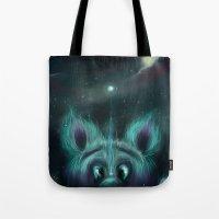 The Universe Creature Tote Bag