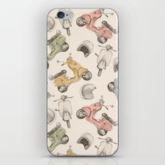 Scoot Scoot iPhone & iPod Skin