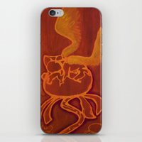 From Confine to Birth iPhone & iPod Skin