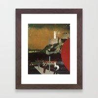 Feeling Yourself Disinte… Framed Art Print