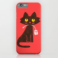 Fitz - Hungry Hungry Cat… iPhone 6 Slim Case