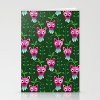 Funny Forest  Stationery Cards