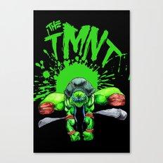 the tmnt Canvas Print