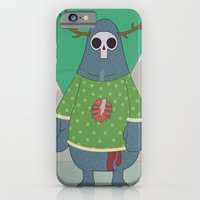iPhone & iPod Case featuring King of Weird by Johnny Cobalto