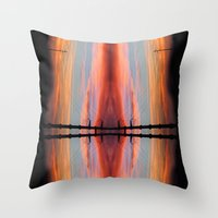 Sky Within Throw Pillow