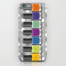 Colour happy Slim Case iPhone 6s