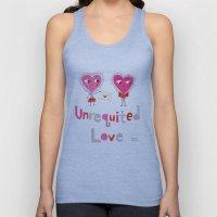 Unrequited Love Unisex Tank Top