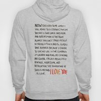 The Foundation Of Such A… Hoody