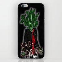 Rabe Zombie iPhone & iPod Skin