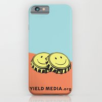 iPhone & iPod Case featuring Two Happy Beers by Yield Media