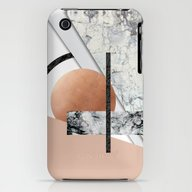 iPhone & iPod Case featuring Collage II ( Marble, Cop… by Marta Olga Klara